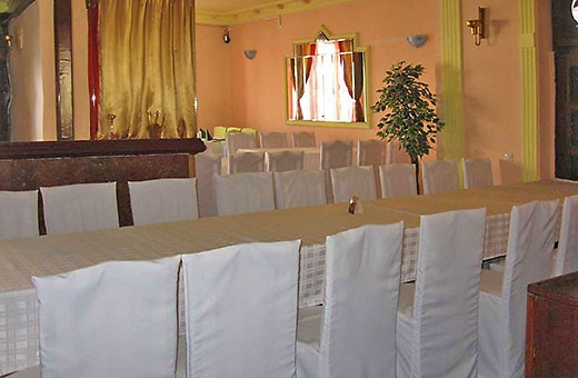 Hall, Hostel CENTAR NS - Novi Sad