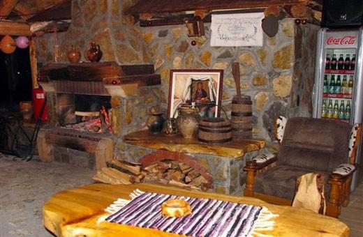"Restaurant interior, Ethno village ""Moravski konaci"" - Velika Plana"