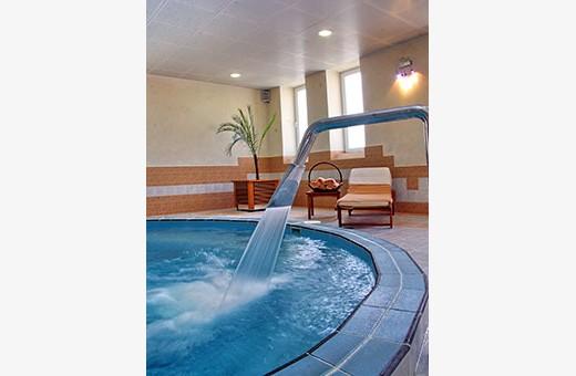 Unutrašnji bazen, Hotel Prezident - Palić