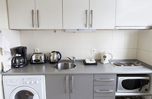 Kitchen, Apartment Skadarlija - Belgrade