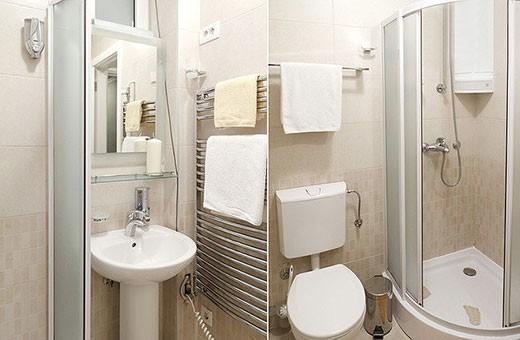 Bathroom, Apartment Silicon Valley - Belgrade