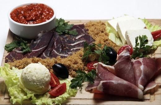 Food, Belgrade City Hotel