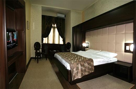 King suite bedroom, Villa Terazije - Belgrade