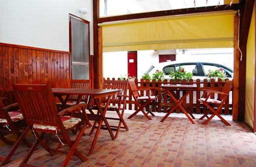 Summer restaurant, Voyager bed&breakfast - Novi Sad