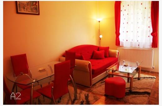 Apartment A2 Living room, Apartments Srećica - Zlatibor