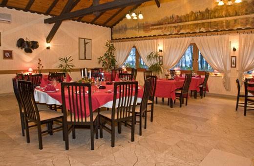 Restoran, Pansion Brvnara - Palić