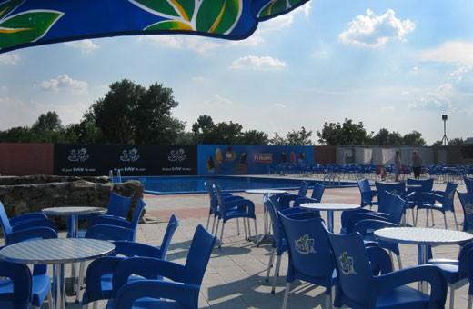 "Swimming pool, Ethno village ""Moravski konaci"" - Velika Plana"