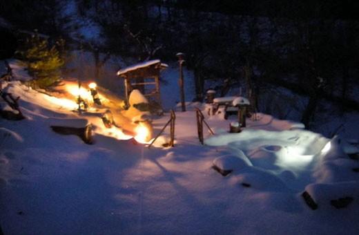 Zima, Etno kuća Cerova kosa - Mokra Gora