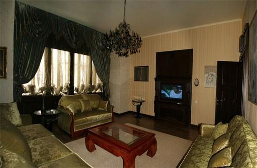 King suite living room, Villa Terazije - Belgrade