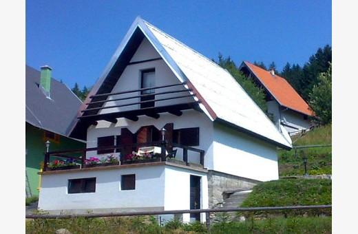 Summer time, Ski house - Kopaonik