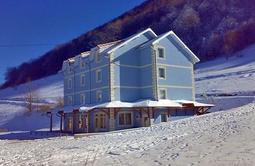 Winter time, Villa Ivanović - Brzeća, Kopaonik