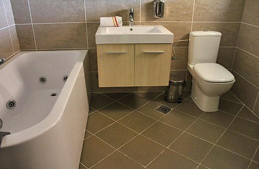 Apartman 6 Kupatilo, Apartmani Stasea Smederevo