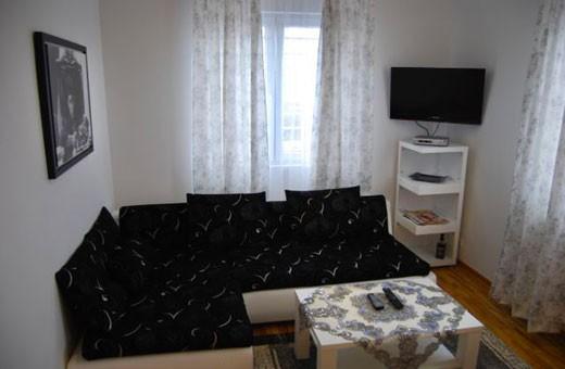 Living room, Apartment Luxury Nest - Zemun