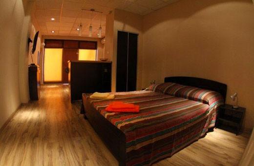 Queen bed, Apartment Nensy - Novi Beograd