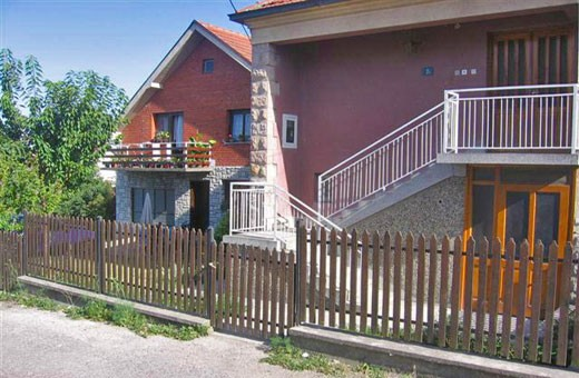 Kuća spolja, Apartmani MM - Arandjelovac
