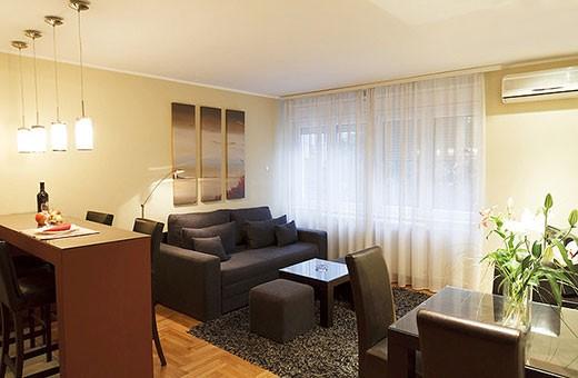 Living room, Apartment Silicon Valley - Belgrade