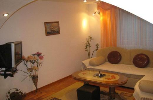 Apartment1 living room, Apartments Udovičić - Zlatibor