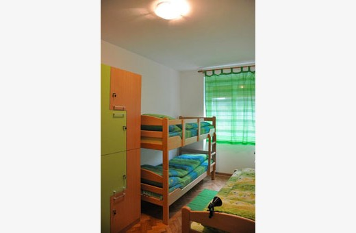 Zelena soba 1/5, Hostel Dali - Beograd