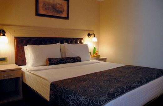 Economy double room, Belgrade City Hotel