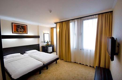 De Lux soba, Best Western Prezident Hotel - Novi Sad