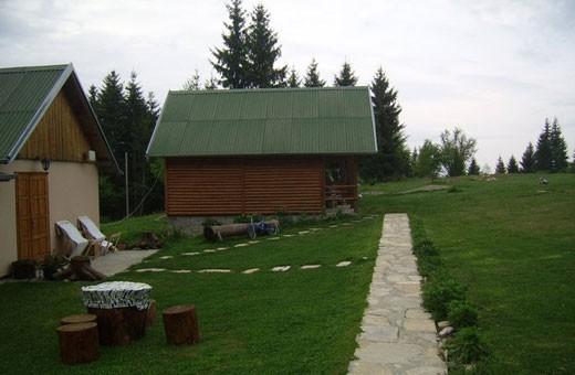 Log cabin, Boarding house Nebo - Village Rudno