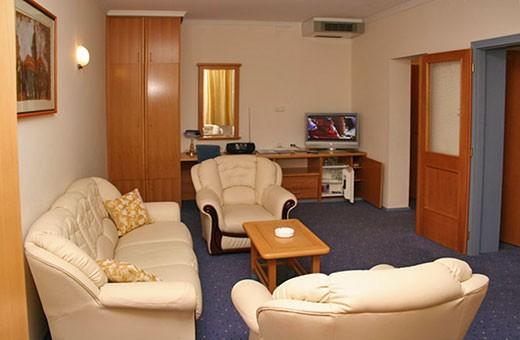 Apartman, Hotel Prezident - Palić