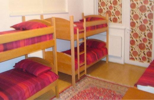 Room 1/6, Hostel Mali - Novi Sad