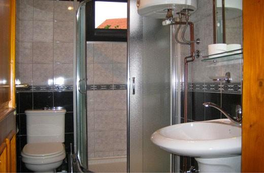 Apartment1 bathroom, Apartments Udovičić - Zlatibor