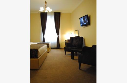 Comfort twin room + 1 additional bed, Belgrade City Hotel