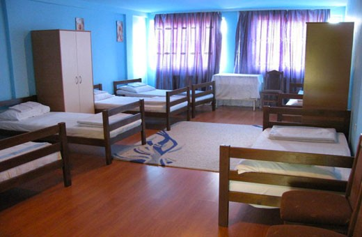 Room 1/6, Hostel Milkaza - Novi Sad