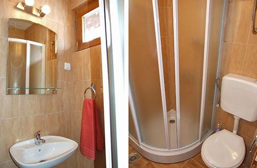 """Apartment 1 bathroom, Apartments """"Tarska kuća Viva"""" - Tara"""