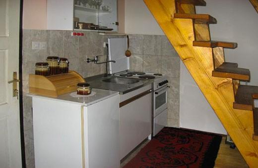 Kitchen, Ski house - Kopaonik