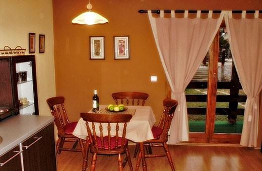 "Apartment 2 kitchen and dining room, Apartments ""Tarska kuća Viva"" - Tara"