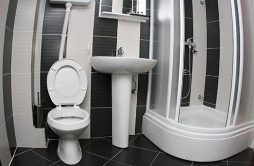Apartman10 kupatilo, Apartmani Marić - Zlatibor