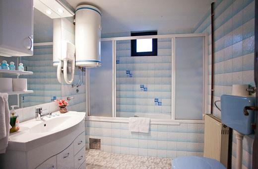 Apartment 5 bathroom, Pension Dabić - Zlatibor