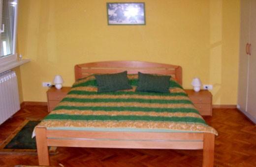 Bedroom, Apartment Nikmar - Novi Beograd