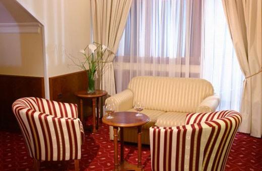 Room, Hotel President - Belgrade