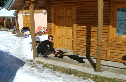 Boarding house Nebo - Village Rudno