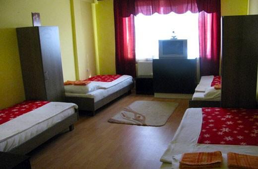 Room 1/4, Hostel Milkaza - Novi Sad