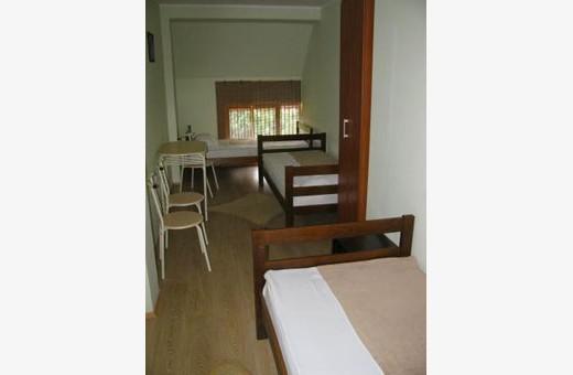Family room 1/3+3, Hostel Milkaza - Novi Sad