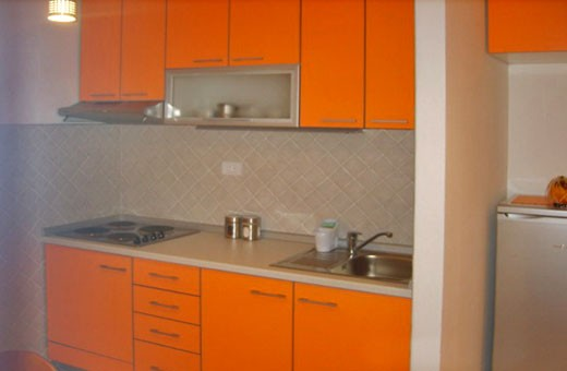 Kitchen, Apartment Nikmar - Novi Beograd