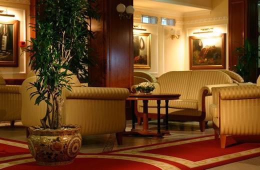 Lobi, Hotel President - Belgrade