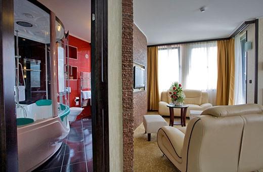 VIP apartman, Best Western Prezident Hotel - Novi Sad