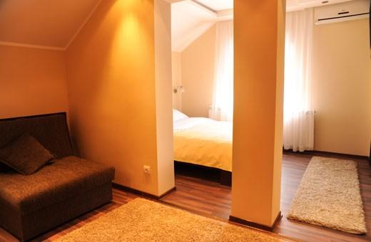 Room 1/2+1, Rooms Park - Sremčica