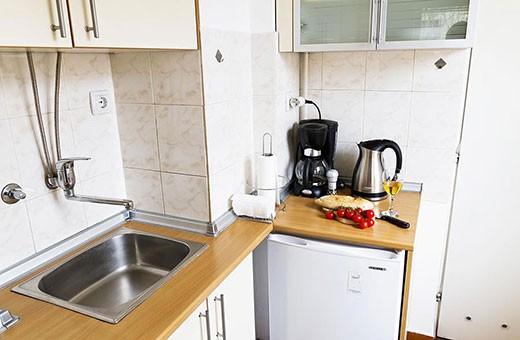 Kitchen, Apartment Skadarlija 2 - Belgrade