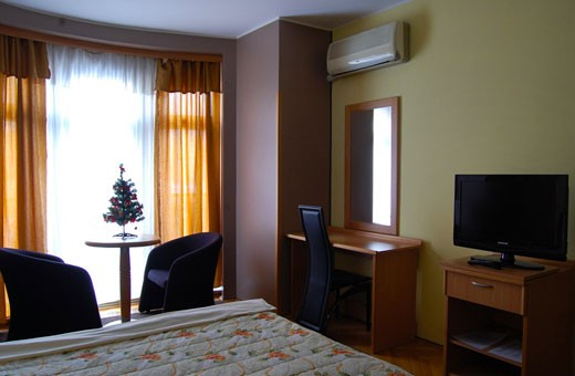 Lux apartment bed room, Voyager bed&breakfast - Novi Sad