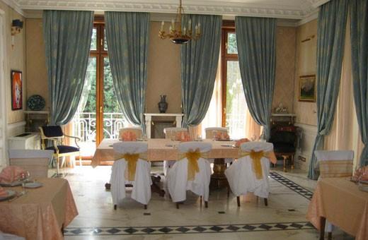 Restaurant Vivaldi, Villa Jelena - Belgrade
