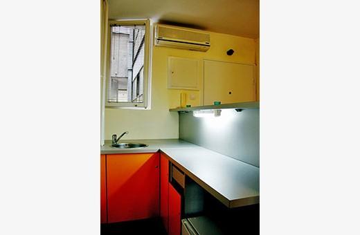 Kuhinja, Apartman Komunac - Novi Beograd