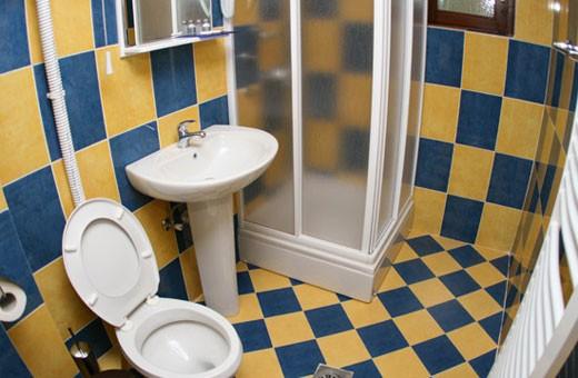 Garsonjera6 kupatilo, Apartmani Marić - Zlatibor