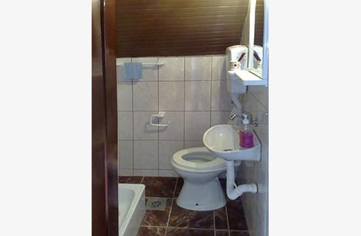 Bathroom attic, Rural household Krstivojević - Village Krčmar
